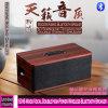 5016 Madeira de Elevada Potência Duplo Vocal do alto-falante Bluetooth sem fio