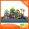 Diapositiva al aire libre grande de la estación del juego de niños del equipo del patio para la venta
