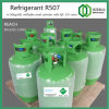 Alcance de aço Refillable do cilindro do Refrigerant R507 60L