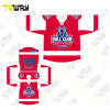 La sublimación de corte completo Portero de Hockey Hielo camisetas