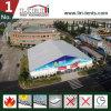 50m Large Auto Exhibition Tent White Sidewalls en PVC pour la fête d'exposition en plein air
