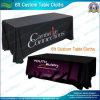 Pano de mesa de poliéster impresso na feira (* NF18F05022)
