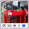 De op zwaar werk berekende PLC Quqlity van Ce Hoge Plooiende Machine van de Slang van de Controle voor Verkoop