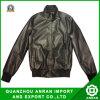 Leather Jacket dos homens com Fashion Style