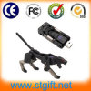 Transformadores com o USB Driver 2.0 do USB Flash Drive de Leopard 8GB (N-018)