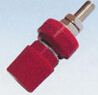 Elektronische Bindende Post Eind Rode en Zwarte Kleur B-004