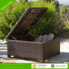 PE 2015 Rattan Storage Box для Cushions Outdoor Furniture