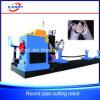 Machine de découpage de commande numérique par ordinateur de plasma pour la pipe d'acier inoxydable et la pipe d'acier du carbone