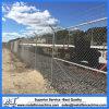 PVC e o elo da corrente de segurança galvanizado Wire Mesh