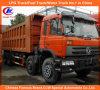Heavy Duty 40tonne 50ton camion à benne basculante 8X4 Dongfeng camion à benne basculante avec moteur Cummins