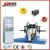 Machine de équilibrage horizontale pour le grand turbocompresseur, vilebrequin, centrifugeuse, rouleau, axe