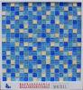 4mmglass Tiles, Crystal Glass Mosaic, Crystal Glass Tiles, Glass Mosaic Tiles, Glass Mosai Crystal Glass Mix Stone Mosaics, Wall e Floor Mosaic