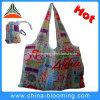 Saco de compra recicl Foldable do Tote do poliéster quente da promoção