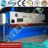 Máquina de corte da guilhotina QC11y-6*3200 hidráulica, máquina de estaca da placa de aço da ferragem