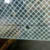 Decorativo templado impreso seda de vidrio para Pasillo interior