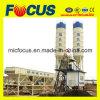 Planta de procesamiento por lotes por lotes concreta fija automática Hzs50 del PLC