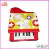 Het mini Houten Stuk speelgoed van de Piano voor het Spelen van Kinderen (W07K001)