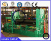 Máquina de rolamento universal hidráulica dos rolos W11S-35X2000 três para a dobra da placa