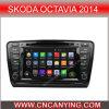 Androïde Car DVD Player voor Skoda Octavia 2014 met GPS Bluetooth (advertentie-8035)