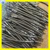 Mangueira flexível de alta pressão de aço inoxidável com o fio trançado coberto