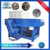 Wiederverwertung Holz-/Plastik-/Papier-der einzelnen Welle-Reißwolf-Maschine