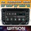Witson Windows Radio Stereo reproductor de DVD para la nueva versión de la serie Volkswagen