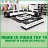 Софа комнаты Китая дешево самомоднейшая деревянная Legsfurniture живущий