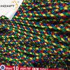 Verdrehtes Silk Netzkabel, 9mm, Marine-Blau-Satin-Seil, 1 Meter