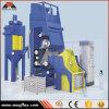 Matériel de machine de grenaillage de courroie en caoutchouc de prix bas de la Chine, modèle : Mb