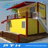Camera modulare del contenitore del pacchetto piano della Cina come appartamento prefabbricato