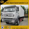 Beiben 4X2 10-15 Ton Cargo Van Truck