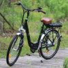 Leichte lange Reichweiten-Stadt-städtisches elektrisches Fahrrad