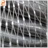 Corda de manufacturados em aço inoxidável para o zoneamento de Zoológico de malha