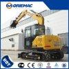 miniexcavadora de 7.5 ton Sany máquina excavadora Digger Sy75