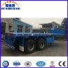 40 pies 3ejes Platfrom camión de carga de contenedores /Tractor Trailer