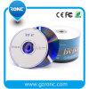 4.7GB DVD-R in bianco con il disco della materia prima DVD della scatola da pasticceria