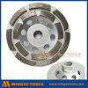 4 Diamond Cup Wheels for Polishing