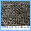 Désulfuration des gaz de carneau S32750 Duplex Chiffon tissé en acier inoxydable /tissu tissé