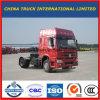 Vrachtwagen van Tractor 4 HOWO van Sinotruk de Euro Op zwaar werk berekende
