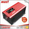 inversor puro de baja frecuencia de la potencia de onda de seno de 120V 24V 1500W