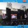Высокая производительность P4.81 концерт светодиодный дисплей для использования вне помещений