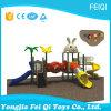 Série-Lapin animal du jouet du gosse extérieur de cour de jeu d'enfants de plastique neufs (KQ-YQ-00402)