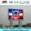 Alta cartelera publicitaria a todo color al aire libre del brillo P10 LED de Abt
