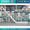 Chaîne de production en bois complète de boulette de sciure approuvée de la CE