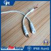 IP68 bianchi e neri 2~6pins impermeabilizzano il connettore Cabel per il LED