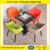 2017 cadeiras e tabelas quentes da venda que jantam o jogo para o café