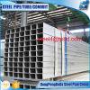 sección hueco de acero cuadrada pre galvanizada 30*30*1.5m m del galvanizado 100g As1163