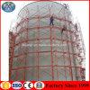 Qualitäts-Stahlverschalung Cuplock Baugerüst-System für runden Hochbau