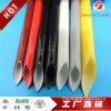 Het Flexibele Met een laag bedekte Silicone Glasvezel Gevlechte Sleevings van Fsg/Buis 1.2kv, 1.5kv, 2.5kv, 4kv, 5kv, 7kv
