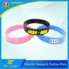 Professional imprimé personnalisé ou d'emboss bracelet en silicone pour l'activité (XF-WB13)